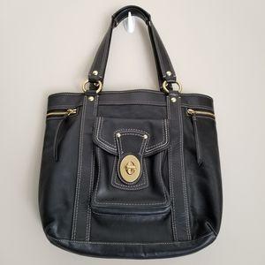 Coach Legacy turnlock Tote bag